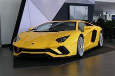 Pr 233 Sentation De La Lamborghini Aventador S 2018 Philippe