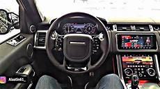 the range rover svr 2019 interior
