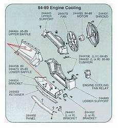 aux cooling fan corvetteforum chevrolet corvette discussion