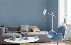 Zimmer Streichen Dauer - premium wandfarbe blau graublau alpina feine farben