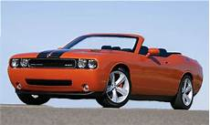 Dodge Challenger Cabrio - dodge challenger convertible from nce heads for sema show