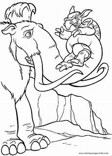 Age Malvorlagen Novel Age Color Page Characters Coloring Pages