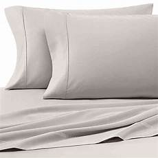 buy heartland 174 homegrown 400 thread count solid sateen full sheet in ivory from bed bath