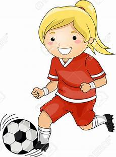 Clipart Soccer Player
