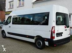 minibus renault master kombi l3h2 dci 17 sitzer mit
