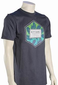 rip curl palms leaves ss t shirt navy for sale at surfboards com 1687132