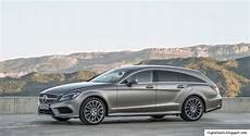cls shooting brake 2015 mercedes cls class shooting brake high wheels