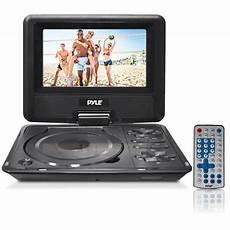 pylehome pdh7 home and office portable dvd players