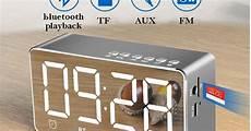 Bakeey Speaker Display Sound Lifier Audio by Bakeey Q31 Wireless Bluetooth 5 0 Speaker Led Display Dual