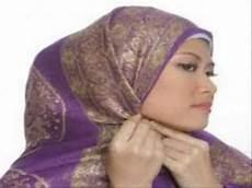 Model Kerudung Segi Empat Ala Citra Kirana Syar I