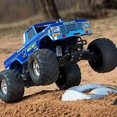 Bigfoot Classic 1 10 Scale Rtr Truck Blue