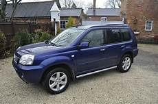 2006 Nissan X Trail 2 2dci 136 Columbia Blue