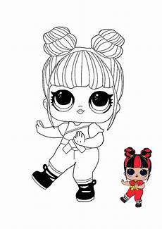 lol hairvibes blackbelt coloring page in 2020