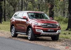2017 Ford Everest Trend Review Performancedrive