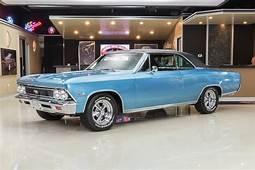 1966 Chevrolet Chevelle  Classic Cars For Sale Michigan