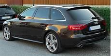 Audi A4 B8 Avant - file audi a4 b8 avant rear 20100715 jpg wikimedia commons