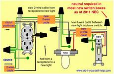 wiring diagram to take from a receptacle for a light in 2019 light switch wiring 3 way