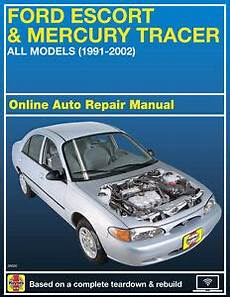 how to download repair manuals 1985 ford escort auto manual 1994 ford escort haynes online repair manual select access ebay