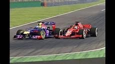 F1 2018 Vs Bull F1 2013 Monza
