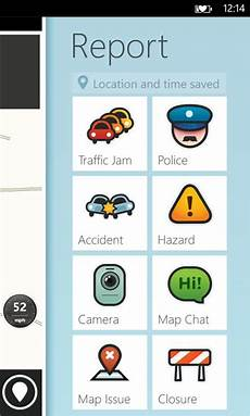 Waze Sur Windows Phone Consomme Moins Et Indique Toujours