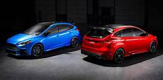 2020 ford focus rs limited edition colors release date