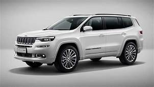 Jeep Grand Commander Coming To The US As A Chrysler