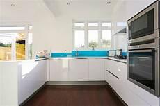Küche U Form - cuisine en u ouverte pour tout espace 55 photos et conseils