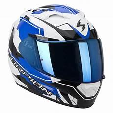 exo 1200 air scorpion exo 1200 air sharp white blue motomania