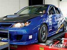 2008 subaru impreza wrx sti turbo high tech performance