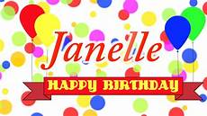 happy birthday bilder happy birthday janelle song