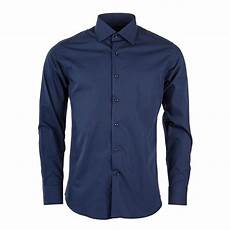 chemise unie bleue marine homme tru trussardi 224 prix