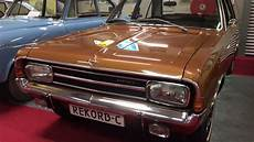 opel rekord c car review 1968 opel rekord c 1700 l