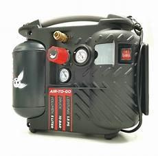 Druckluft Kompressor Für Garage by Druckluft Kompressor Tragbar Quot Air To Go Quot 5 Liter Tank Ebay