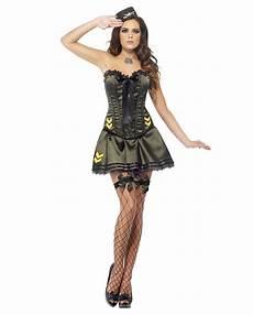 karnevalskostüme damen army damen kost 252 m armee f 252 r frauen horror