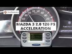 Mazda 3 2 0 120 Ps At Acceleration 0 100 Km H