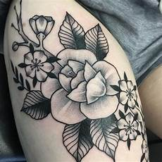 115 Best Thigh Tattoos Ideas For Designs