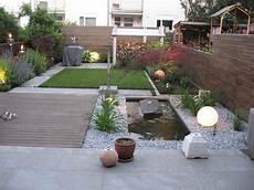 Reihenhausgarten Modern Sonstige