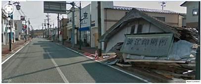 Google Street View Ventures Into Post Quake Fukushima
