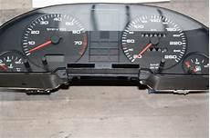 audi 80 b4 2 3 ng kombiinstrument tacho 260 km h