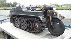 For Sale 1943 Sd Kfz 2 Nsu Hk101 Kettenkrad In 12 Images