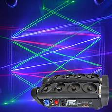 dj lighting equipment laser spider light rgb moving laser light dmx512 stage laser lighting dj equipment
