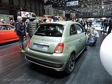Salone Di Ginevra 2016 Live Nuova Fiat 500s E 500s Cabrio