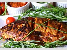 spicy grilled fish_image
