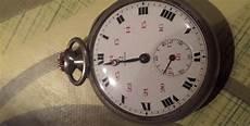 Estimation Montre Horloge Montre Gousset Omega