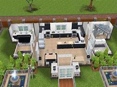 sims freeplay house floor plans pin on the sims