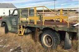 1968 FORD FLATBED F600 52983 MILES  Classic Ford