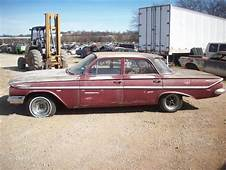 1961 Chevrolet Bel Air For Sale On ClassicCarscom  9