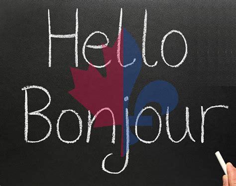 Canada Language