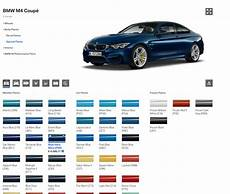 Bmw Paint Colors by Bmw Releases New Individual Visualizer Obsessed M3