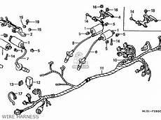 honda vfr400r nc21 100 1986 g japan parts lists and schematics